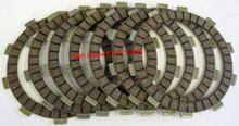 Set of 7 Clutch Friction Discs for the Honda 1985-1989 ATC TRX 250R *FREE U.S. SHIPPING*