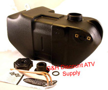 1986-1989 Honda Atv TRX350D Fourtrax Foreman Fuel Gas Tank