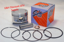 1999-2002 Kawasaki KVF 300 Prairie Shindy Piston Kit
