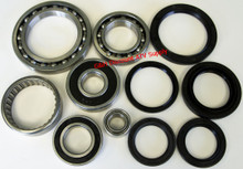 2000-2002 Yamaha YFM400 Kodiak 2x4 4x4 Rear Differential & Axle Bearing & Seal Kit *FREE U.S. SHIPPING*