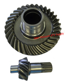 NEW 2000-2006 Yamaha YFM 400 Big Bear 2x4 4x4 Rear Differential Ring & Pinion Gear Set *FREE U.S. SHIPPING