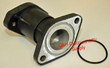 1987-1995 Yamaha YFM 350ER Moto-4 Carburetor Boot Joint Intake Manifold & O-Ring *FREE U.S. SHIPPING*