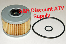 1998-2004 Honda TRX450 Foreman Oil Filter with O-Rings *FREE U.S. SHIPPING*