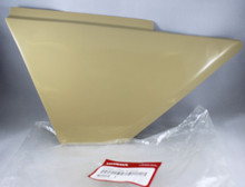 OE HONDA TRX 300 Fourtrax Kick Start Side Cover HARVEST BEIGE #83500-HM4-A10ZD