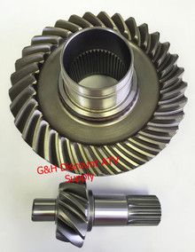 1989-1991 Yamaha YFM 250 Moto-4 Rear Differential Ring & Pinion Gear Set 1YW-46110-00-00 *FREE U.S. SHIPPING*