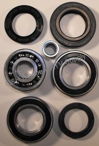 1986-1987 Honda ATC250ES Big Red Rear Differential Bearing Seal Kit *FREE U.S. SHIPPING*