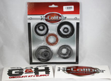OEM QUALITY 1987-90 Suzuki LT 500R Quadracer Complete Engine Motor Oil Seal Kit *FREE U.S. SHIPPING*