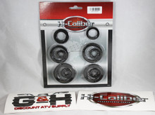 OEM QUALITY 04-05 Honda TRX 450R 450 Sportrax Complete Engine Motor Oil Seal Kit *FREE U.S. SHIPPING*