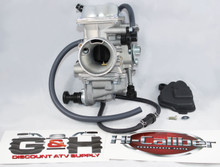 OEM QUALITY PROPERLY JETTED 1995-2003 Honda TRX 400 FourTrax Foreman New Carburetor NO MODIFICATIONS NEEDED *FREE U.S. SHIPPING*