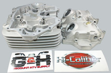 NEW Honda 400EX SporTrax Engine Motor CYLINDER HEAD & VALVE COVER Free Decals FREE US SHIPPING*