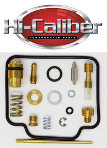 OE Quality Carburetor Carb Rebuild Repair Kit for the 1991-1998 Suzuki LT-F4WDX 300 King Quad ATVs