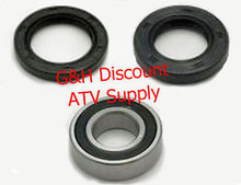 1988-2000 Honda TRX300 4x4 FW Steering Stem Shaft Bearings Seals Kit *FREE U.S. SHIPPING*
