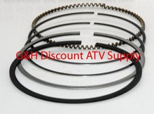 1985-1987 Honda TRX 250 Fourtrax Piston RINGS *FREE U.S. SHIPPING*