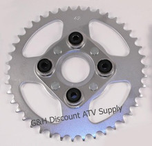 Honda TRX 200SX ATV Rear Sprocket
