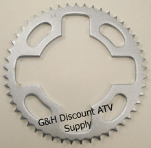 Honda 1973-1978 ATC90 49 Tooth Rear Sprocket Standard 49T