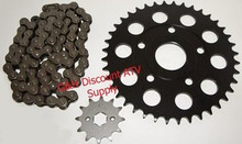 1983-1985 Honda ATC 200X Chain & Sprockets Set *FREE US SHIPPING*