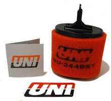 1984-1986 Suzuki LT230GE Quadrunner UNI Air Filter *FREE U.S. SHIPPING*