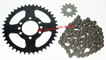 1985-1988 Suzuki LT230S Quadsport Chain & Sprockets Set *FREE US SHIPPING*