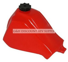 Honda Atc 200 200M 200E 200ES Big Red Gas Fuel Tank NEW *FREE US SHIPPING*