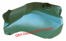 1988-1992 Honda Atv TRX300FW 2X4 & 4X4 Fourtrax Green Fuel Gas Tank