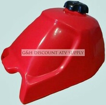 1983-1985 Honda Atc 110 125M Three-Wheeler Gas Tank *FREE U.S. SHIPPING*