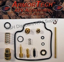 1990-1996 Suzuki LT 4WD Quadrunner Carburetor Rebuild Kit *FREE US SHIPPING*