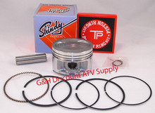 Yamaha YFM 250 YFM250 Moto-4 Piston Kit 3rd Over 71.75!