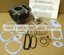 1979-1985 Honda Atc 110 Engine Motor Top End Rebuild Kit & Machining Service