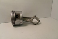 Tecumseh Engines Lawnboy Piston (long skirt) and Rod  LEV120 Used