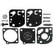 Zama carburetor rebuild Kit RB48  New  mcculloch 287 297 327BC 2816 2818 2827 3227 FR15 FR17