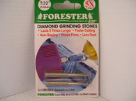Forester Chainsaw  DIAMOND Grinding Stones DIAFOR532  new   size 5/32