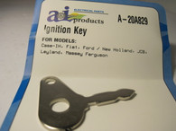 Ford New Holland JBC Fiat Massy Leyland Ignition Key