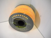 "Forester Arborist THROW LINE 166' 3/16"" Solid Braided Rope NO MEMORY"