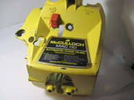 MCCULLOCH Chainsaw Engine Housing Yellow 110 120 130 140 155 165 EB 2.0