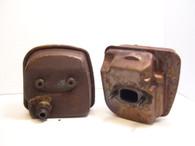 Stihl Blower BG55 Muffler Used