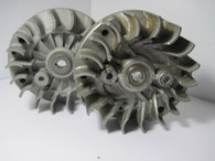 Dolmar Chainsaw Flywheel #027141030 110 111 good  used