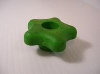 Lawn Boy Lawnboy Toro Handle knob Green 107-3937 10672 10673 10685 10686 10687 10695 10696 10697 10995 10997 USED