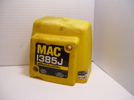 McCulloch Trimmer 28 32 2816 3310 385 FR17  Air FILTER COVER Yellow Used