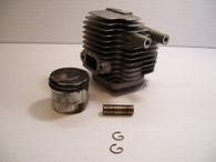 "Echo Blower ""grey"" PB200 PB 200 Piston Cylinder Used"
