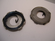 "Jacobsen 2 Cycle  Recoil starter Spring 2 1/2"" NOS sold each"