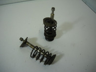 Briggs & Stratton  Craftsman 4 Cycle Trimmer VALVES w/ springs 21032  used