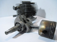 Pioneer Chainsaw Farmsaw FM Piston Cylinder Crankshaft Used