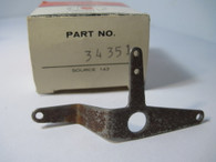 Tecuseh Engine Bellcrank Lever 34351 HM80 HM100 NOS