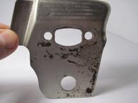 Poulan Chain Saw Muffler Heat Shield  #530049870 Used 1950 2150 2175