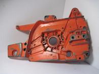 Dolmar Chainsaw Crankcase 1/2 Bar Side 111 NO STUDS  used