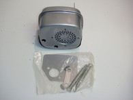 Briggs MUFFLER W/HARDWARE 391313 35-014 1283 for 7 / 8 hp IC  100000, 130000, 170000 and 190000 series engines