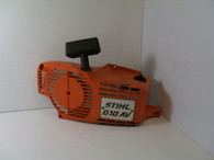 Stihl Chainsaw  010AV orange Side Cover Recoil  used
