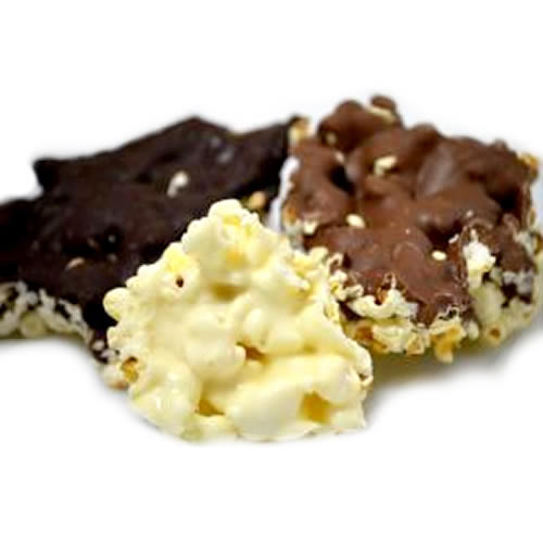 Angell and Phelps Chocolate Covered Popcorn