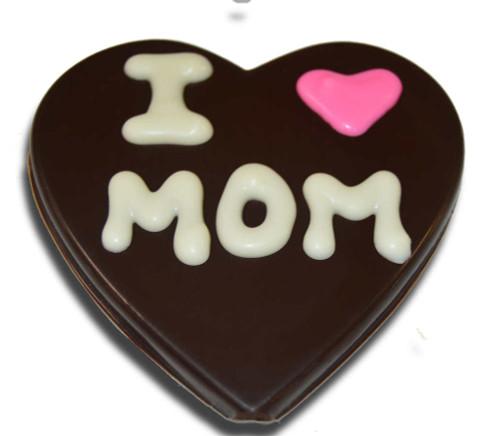 I Love Mom Conversation Heart