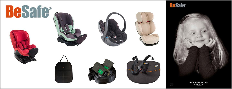 Car Seats - Shop By Top Brands - BeSafe - Page 1 - bumpandbabes
